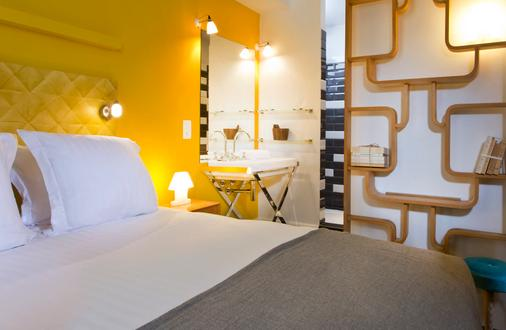 二樓旅館 - 巴黎 - 巴黎 - 臥室