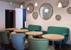 二樓旅館 - 巴黎 - 巴黎 - 休閒室
