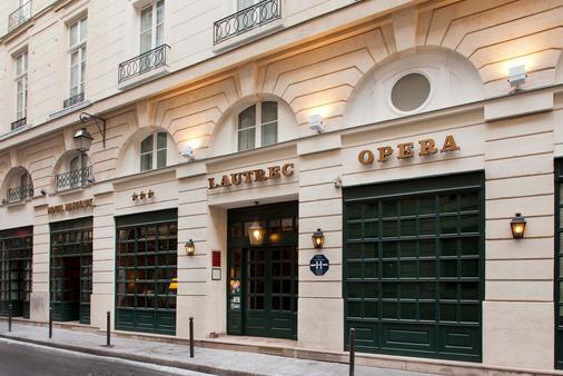 Lautrec Opera - Paris - Building