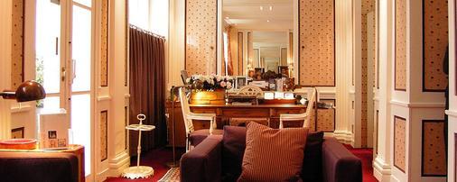 聖格瑞格爾酒店 - 巴黎 - 巴黎 - 櫃檯
