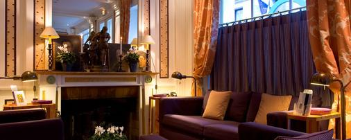 Hotel le Saint Gregoire - Pariisi - Aula