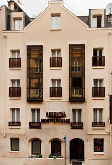 Aberotel Montparnasse - Παρίσι - Κτίριο