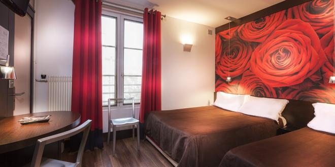 Hotel du Parc - Paris - Bedroom