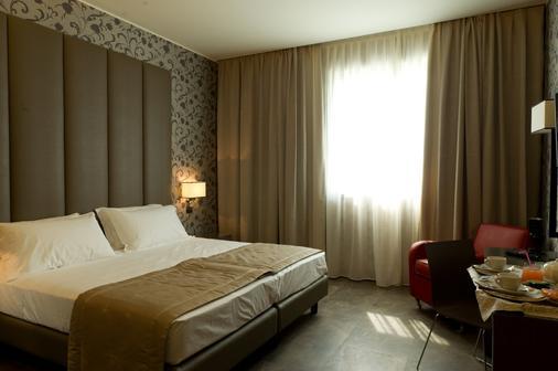 米蘭展會克利馬酒店 - 米蘭 - 米蘭 - 臥室