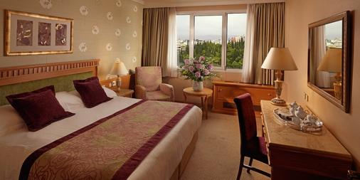 Divani Caravel - Athens - Bedroom