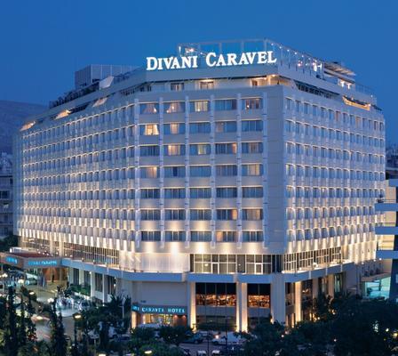 迪瓦尼卡拉維爾酒店 - 雅典 - 雅典 - 建築