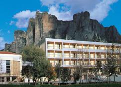 Divani Meteora Hotel - Kalabaka - Rakennus