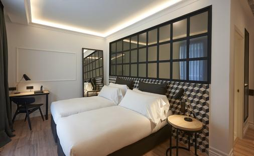 The Serras Hotel Barcelona - Barcelona - Schlafzimmer