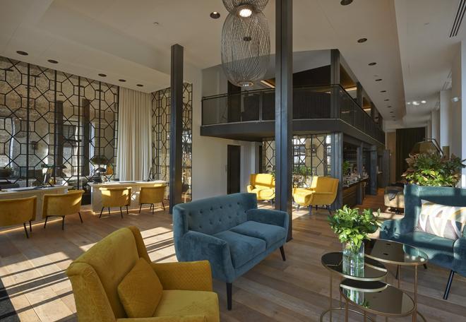 The Serras Hotel Barcelona - Barcelona - Lobby