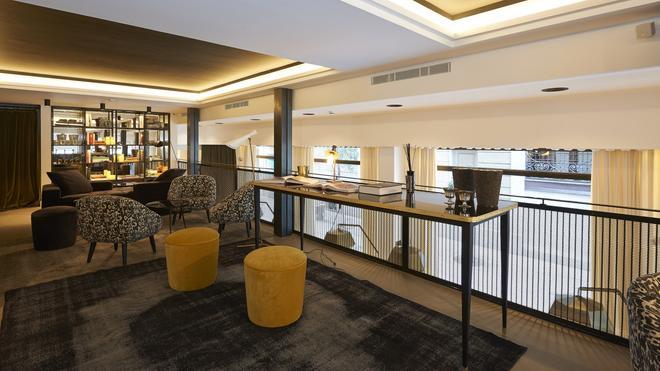 The Serras Hotel Barcelona - Barcelona - Bar