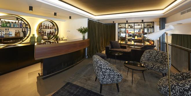 The Serras Hotel Barcelona - Barcelona - Lounge
