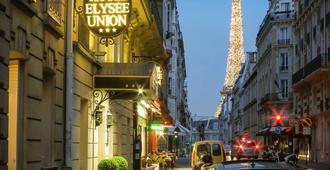 Elysees Union - Parigi - Edificio