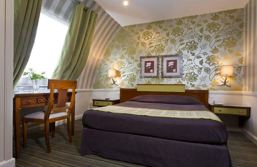 Elysees Union Hotel - Paris - Bedroom