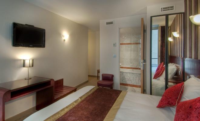 安廷歌劇院酒店 - 巴黎 - 巴黎 - 臥室
