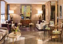 巴爾莫勒爾酒店 - 香榭麗舍大道 - 巴黎 - 巴黎 - 大廳