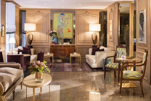 Hotel Balmoral - Champs Elysees - Paris - Hành lang