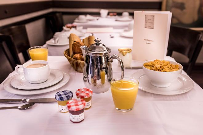 Hotel le Lavoisier - Paris - Food
