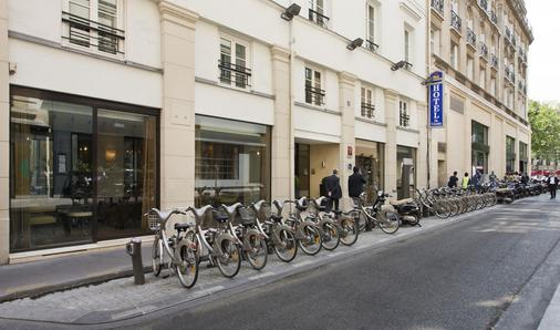 勒克里希酒店 - 巴黎 - 巴黎 - 建築