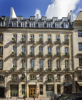 Odeon Hotel - Pariisi - Rakennus
