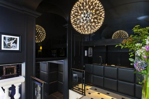 Hôtel Icône - Pariisi - Vastaanotto