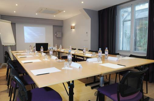 莫里斯格蘭德大道酒店 - 巴黎 - 巴黎 - 會議室