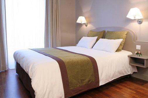 Hôtel Moris - Paris - Bedroom