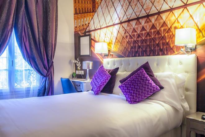 Hotel Ascot Opera - Paris - Bedroom
