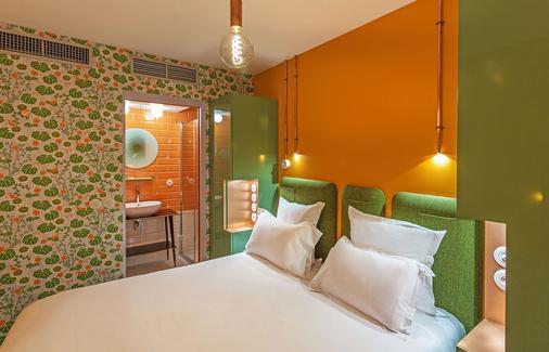 Hôtel Exquis by Elegancia - Pariisi - Makuuhuone