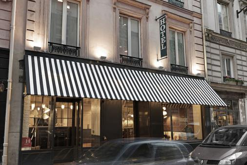 天堂酒店 - 巴黎 - 巴黎 - 建築