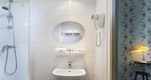 天堂酒店 - 巴黎 - 巴黎 - 浴室