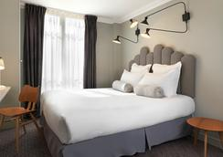 天堂酒店 - 巴黎 - 巴黎 - 臥室