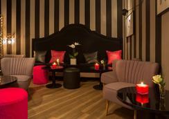 Hotel La Parizienne Paris - Pariisi - Oleskelutila