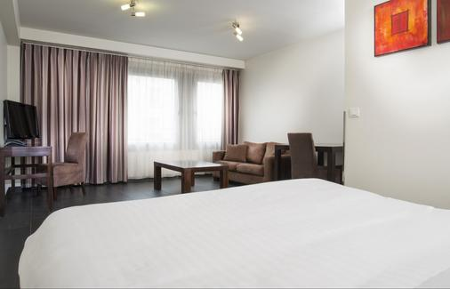 Cadet Residence - Paris - Bedroom
