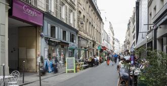 Cadet Residence - Παρίσι - Κτίριο