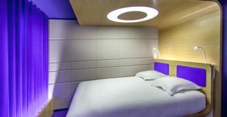 Hotel Odyssey - Paris - Quarto