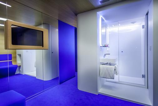 艾麗甘西亞奧德賽酒店 - 巴黎 - 巴黎 - 浴室