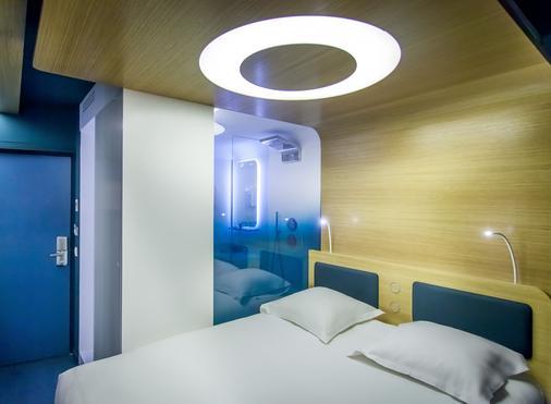 艾麗甘西亞奧德賽酒店 - 巴黎 - 巴黎 - 臥室