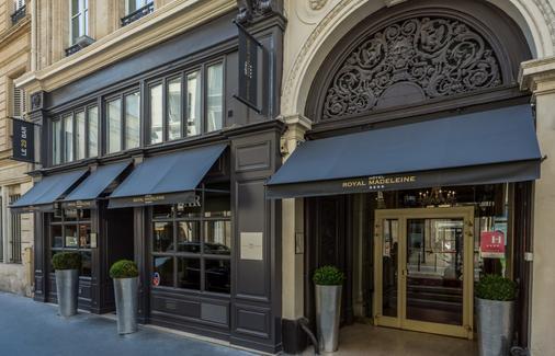 Hôtel & Spa Royal Madeleine - Pariisi - Rakennus
