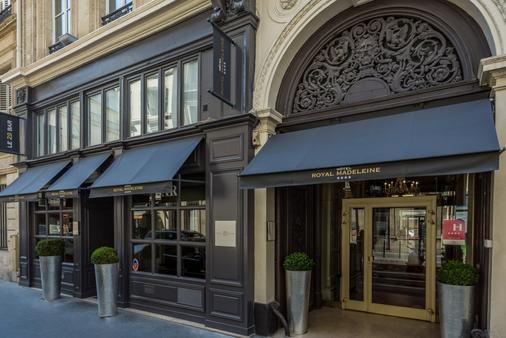 馬德琳皇家飯店 - 巴黎 - 建築
