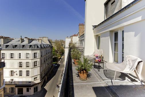 Hôtel & Spa Royal Madeleine - Pariisi - Parveke