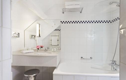 勒克里希酒店 - 巴黎 - 巴黎 - 浴室