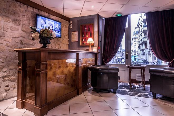 Hotel De Senlis - Pariisi - Vastaanotto