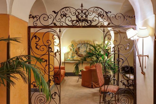 聖法蘭西斯科埃爾蒙特酒店 - 那不勒斯 - 那不勒斯 - 大廳