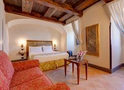 San Francesco al Monte - Naples - Bedroom