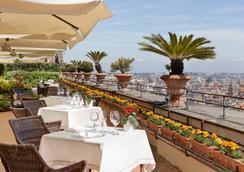 Hotel San Francesco Al Monte - Naples - Restaurant