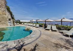 聖法蘭西斯科埃爾蒙特酒店 - 那不勒斯 - 那不勒斯 - 游泳池