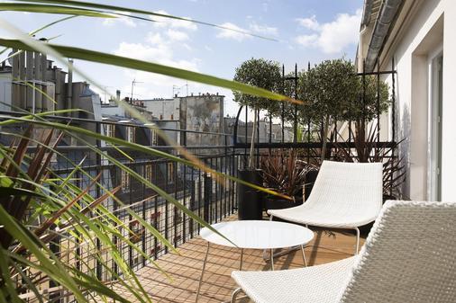 Hôtel Moliere - Paris - Ban công
