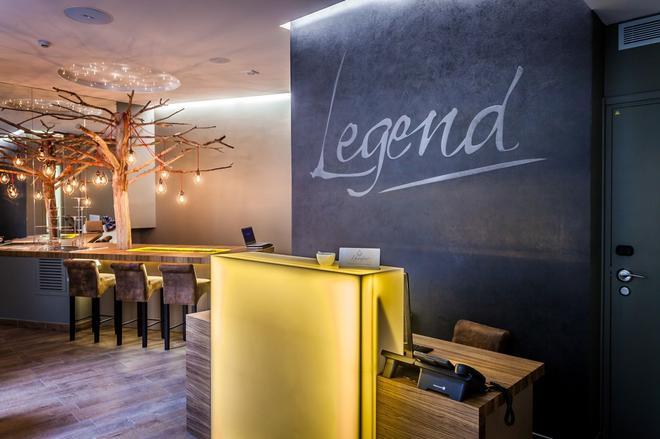 Legend Saint Germain by Elegancia - Paris - Front desk