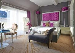 Aria Hotel Budapest by Library Hotel Collection - Budapest - Bedroom