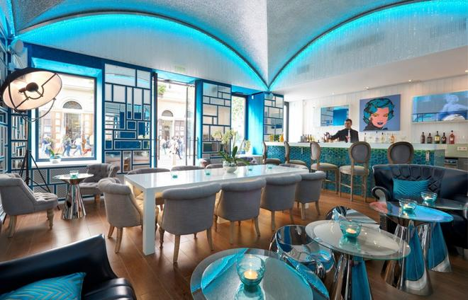 Aria Hotel Budapest by Library Hotel Collection - Budapest - Bar